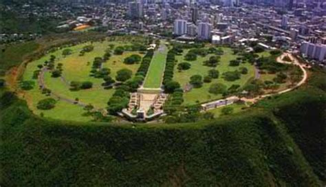 Punchbowl Crater, Honolulu – Home to the National Memorial