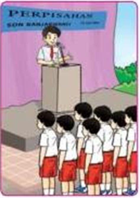 contoh pidato upacara  buku gratis
