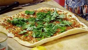 Turkish pizza recipe SBS Food