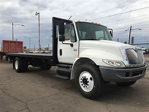 2008 International 4400 Flatbed Truck For Sale  217 336