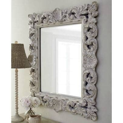 gold shabby chic mirror 30 inspirations of shabby chic gold mirrors