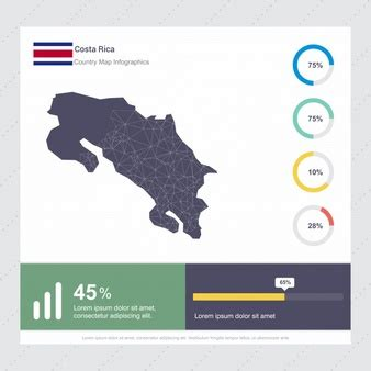 Costa Rica Map Template by Costa Rican Flag Vectors Photos And Psd Files Free Download