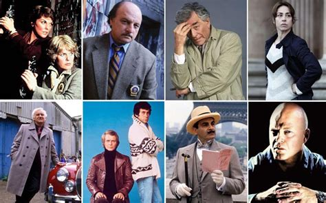 Best On Tv The 50 Best Tv Detectives Sleuths Books