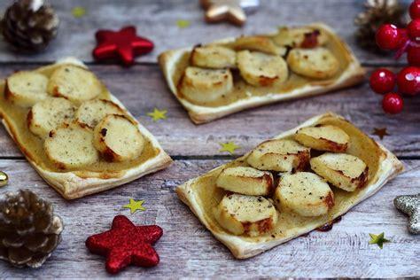 tartelette au boudin blanc  pommes amandine cooking