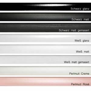 Bilderrahmen 100 X 80 : gro er bilderrahmen 80 x 100 cm mdf profil aquarell ~ Watch28wear.com Haus und Dekorationen