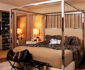 bedroom design animal print home decoration live With images of leopard bedrooms ideas