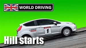 How To Do Hill Starts In A Manual  Stick Shift Car