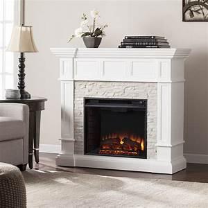 45, 50, u0026quot, , merrimack, corner, convertible, electric, fireplace, -, white, faux, stone, -, fe9638