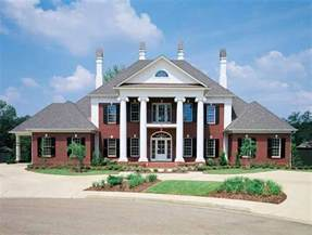 Pictures Revival Houses by Revival House Plans At Eplans Neoclassical
