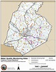 Map Of Frederick County Md - Maps For You