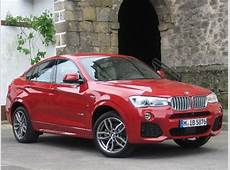 2015 BMW X4 xDrive35i First Review Kelley Blue Book