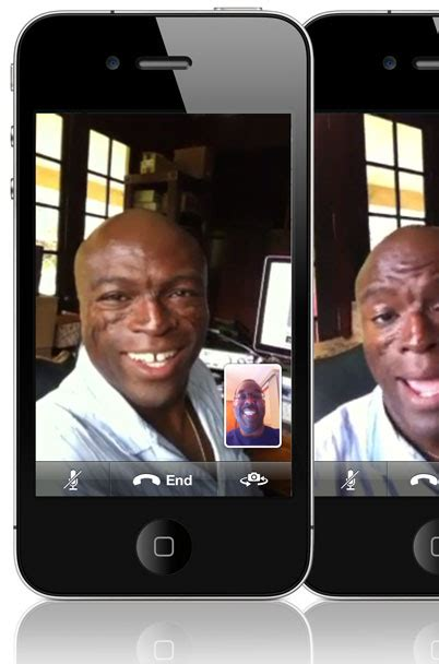 My Facetime Chat With Seal  Terry White's Tech Blog