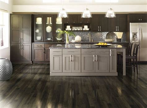 shaw kitchen flooring gorgeous kitchen hardwood by shaw floors in style quot metropolitan maple quot color doubleshot