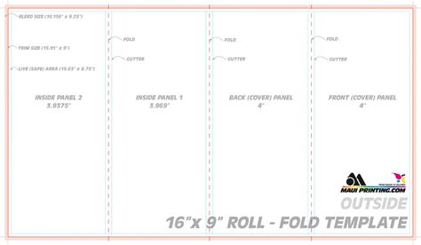 5 Panel Roll Fold Brochure Template Templates Resume Great Roll Fold Brochure Template Images Gt Gt Phlet