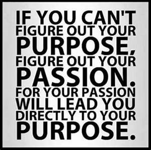 Finding Your Purpose! What Am I Passionate About?