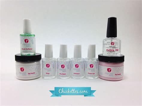 Revel Nail Acrylic Dip Powder System
