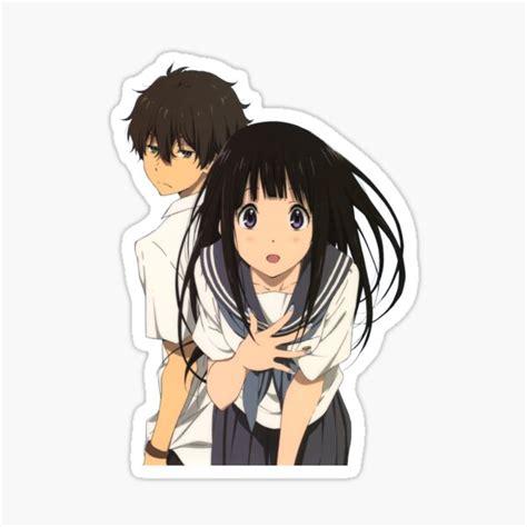 gambar anime oreki houtarou oreki houtarou sticker by