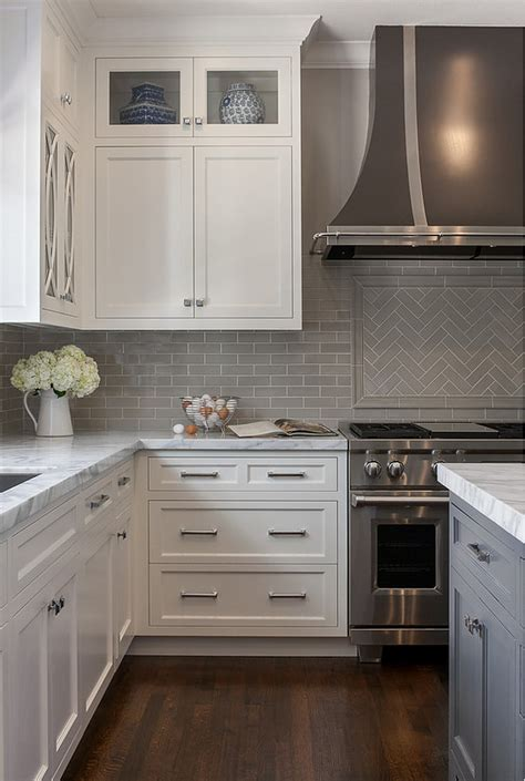 kitchen  grey backsplash home bunch interior design