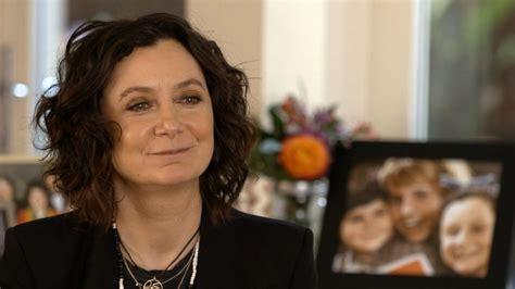 Sara Gilbert Roseanne
