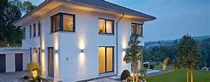 privathaus aussenbeleuchtung lichtblitz mayen With garten planen mit außenbeleuchtung balkon