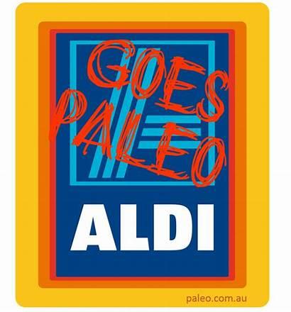 Paleo Shopping Aldi