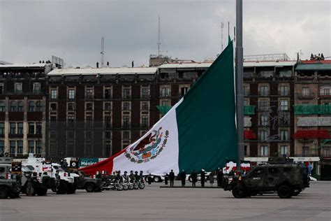 Mexico's Independence Day celebrations muted by pandemic