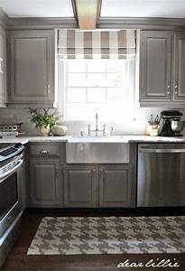 grey stained kitchen cabinets wwwpixsharkcom images With kitchen cabinet trends 2018 combined with iron gate wall art