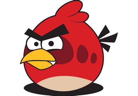 Angry Bid Angry Bird Vector