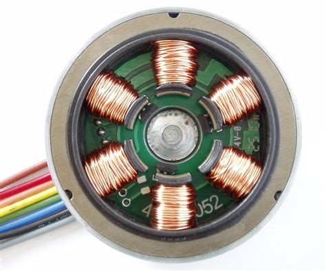 Electric Motor Stator by Motor Stator Impremedia Net