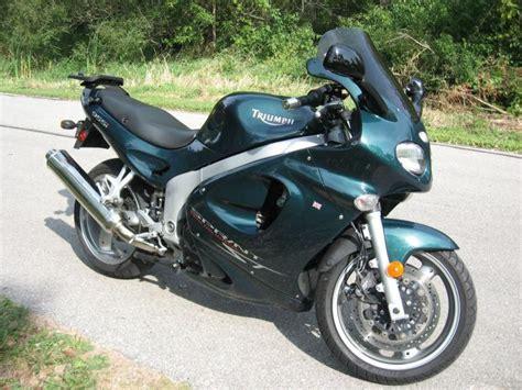 triumph sprint st 955i 2002 triumph sprint st 955i for sale on 2040 motos