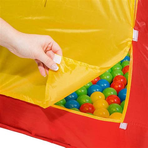 tenda pop up tenda casetta giochi bambini con 200 palline gioco