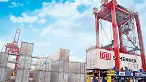 Port Report: DB... Db Schenker Quotes