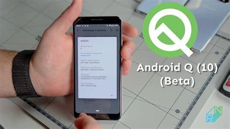 android q beta co nowego robert nawrowski