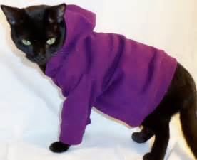 cat apparel coolcats knit cat hoodie several colors available by