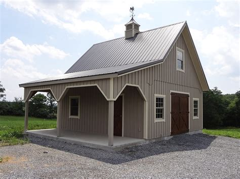 Barns And Garages by Custom Barn Gallery Images Of Garages Barns