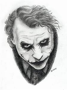 The Joker - Why so serious? by sandraen on DeviantArt