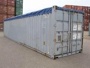 40 Container Gebraucht : 40ft open top container k tainer ~ Markanthonyermac.com Haus und Dekorationen