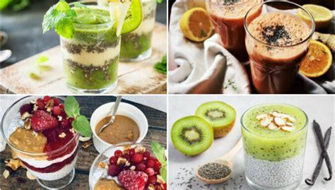 Čia sēklas - kā tās izmantot veselīgos kokteiļos un desertos: 10 receptes labsajūtai - DELFI