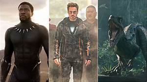 Highest Grossing Hollywood Films Of 2018 So Far Avengers