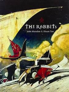 The Rabbits By Shaun Tan - Books