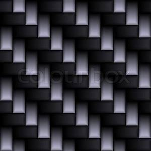 A realistic carbon fiber texture that tiles seamlessly in ...