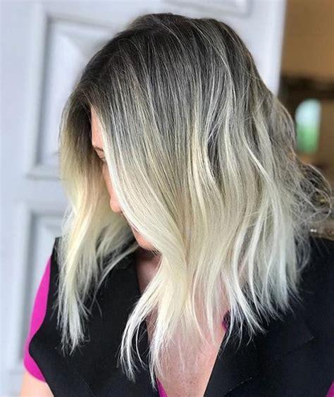 tendance couleur cheveux 2018 7 couleurs de cheveux tendance au printemps 2018
