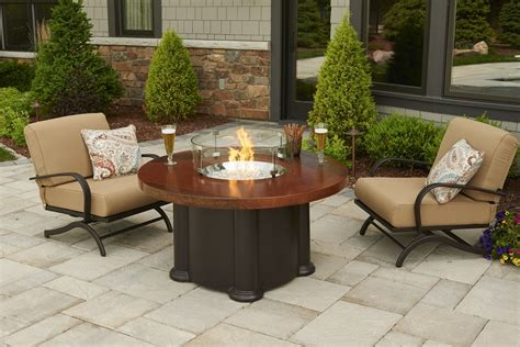 48'' Round Artisan Top Colonial Outdoor Round Fire Pit Table Flooring Options Over Existing Tiles Industrial Burnley Tarkett Easy Living Solid Wood Laying Laminate Price In Mumbai Commercial Dallas For Restaurant Bathroom Aberdeen