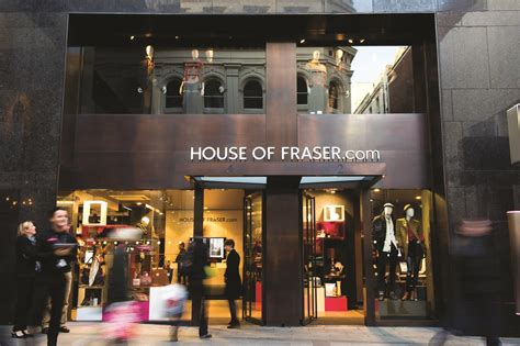 House Of Fraser Reveals Strong Christmas Trading As Online