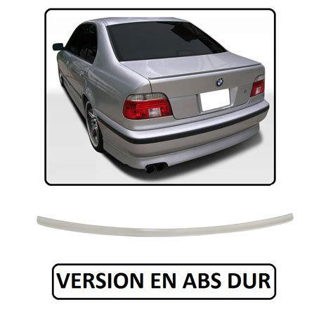 spoiler becquet lame de coffre version dur bmw serie 5 e39 ebay