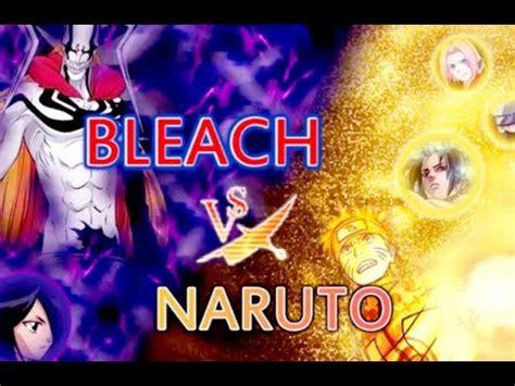 bleach  naruto   characters   skills