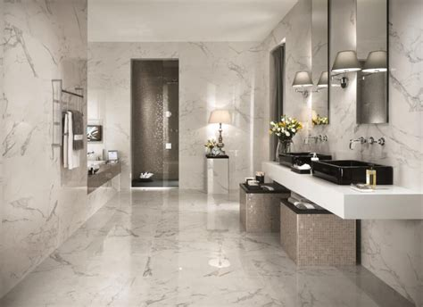 Marble Floors Bathroom by 8 Tips To Choose The Best Tile Floors For Every Room