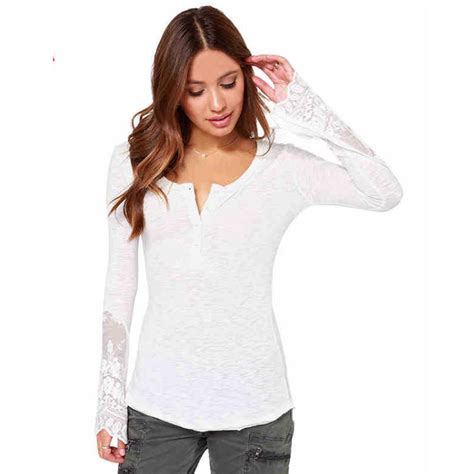 womens plus size blouses aliexpress com buy sleeve shirt blouses tops