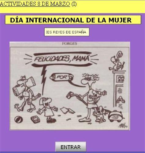 Actividades Para El Día Internacional De La Mujer
