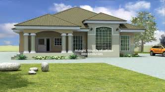 Images Three Bedroomed Bungalow House Plans by 5 Bedroom Bungalow House Plan In Nigeria 5 Bedroom